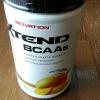 3分でわかる最強BCAA・エクステンド(XTEND)マンゴー味の飲み方とAmazon&twitterレビ